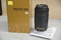 Nikkor AF-P DX 70-300mm f/4.5-6.3G ED нов