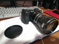 Wide Rikenon 35mm F2.8 за Сони и Никон