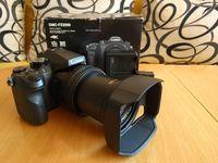 Продавам фотоапарат Panasonic FZ2000