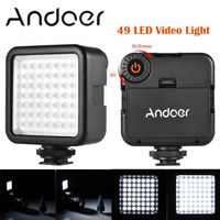 Andoer W49 осветление с 49 светодиода