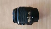 Продавам обектив Nikon 18-55мм VR II