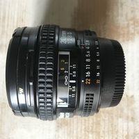 Обектив Nikon AF Nikkor 20mm f/2.8D