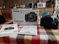Canon eos 1300d -Тяло в гаранция до 12.2019