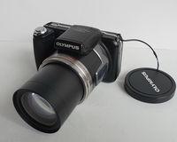 Olympus SP-800UZ 30x зум!!