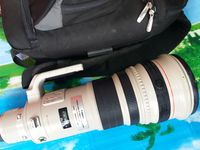 Canon EF 500mm f/4.0L IS USM
