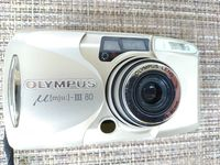 Olympus mju III 80