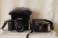 Minolta 5000AF+(Minolta 50/1.7+Sigma AF 28-70/3.5-4.5+)