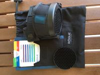 Продавам Rogue 3-in-1 Honeycomb Flash Grid и Flash gel kit