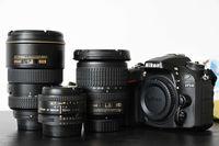 Nikon D7100, Nikkor AF-S 17-55mm 2.8G, Nikkor AF-S 10-24mm 3.5-4.5G, Nikkor AF 50mm 1.8D