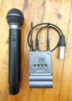 Безжична микрофонна система