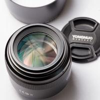 YN 85mm f/1.8 за Canon EF - Yongnuo