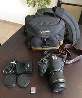 Canon EOS 1200D с обектив 18-55mm IS II на 3111 кадъра
