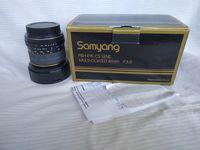 Samyang Fisheye 8mm за Канон
