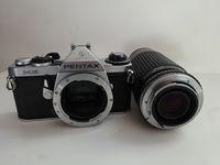 PENTAX ME с обектив PENTAX 80-200 mm, 1:4.5