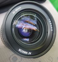 Nikkor AF 24-50/3,3-4,5 D за FX /DX Nikon