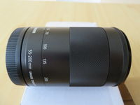 Обектив : Canon EF-M 55-200mm f/4.5-6.3 IS STM