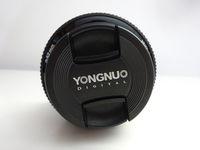 Обектив : Yongnuo YN 50mm f/1.8 за Canon
