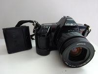 Minolta 3000i с обектив 35-80 мм