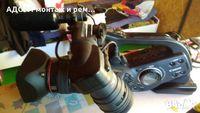 Продавам или Бартер Професионална камера Canon XL H1 HD
