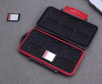 водоустойчив кейс за SD карти