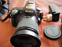 Sony A33+Sony 18-70 и Minolta 100-300 AF