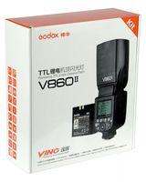 Нови светкавици Godox Ving V860IIN и GODOX V1 N за Nikon