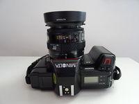 Minolta 5000 с обектив AF 35-70 мм, 1:4