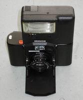 Minox 35GL with flash Minox FC35