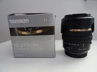Обектив : Tamron AF 18-270mm f/3.5-6.3 Di II PZD за Sony А