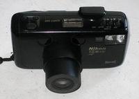Nikon zoom 300 AF Panorama w. lens 35-70 Macro