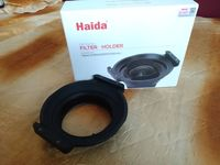 Държач за филтър и поляризиращ филтър 150х 150 HAIDA