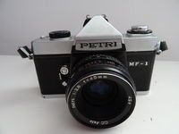 Petri MF-1 с обектив Petri 45 mm, 1:2.8