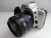 Minolta 500si с обектив 35-70 мм