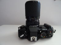 Nikon F-301 с обектив 35-135 мм