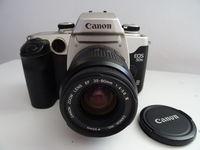 Canon EOS 50 E с обектив 28-80 мм