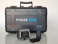 Phase one P25 digital back за Hasselblad H