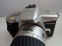 MINOLTA Dynax 3L с обектив Minolta 35-80 mm
