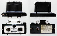 Stereo camera Coronet 3D (binocular viewfinder)