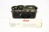 Leica M4-2  Black