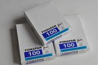 FOMA планфилми 100 asa/iso 6,5/9 см. кутии х 50 бр, срок 2007 г