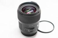 Обектив Sigma 35mm f/1.4 Art за Sony A