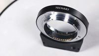 Продавам нов Techart PRO Leica M - Sony E Autofocus adapter