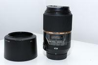 Tamron 90mm f2.8 VC 1:1  F004  за Никон