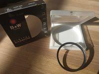 B+W 62mm XS-PRO UV MRC Nano 010M
