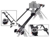 Видео слайдер 120 см с присставка за паралаксово снимане