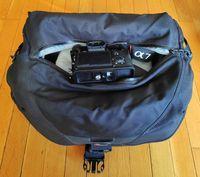 Lowepro Stealth Reporter D550 AW Camera Bag, 41 x 28 x 30cm