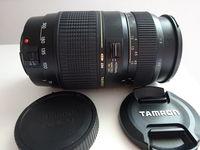 Обектив : Tamron AF 70-300mm f/4-5.6 Di LD Macro 1:2 за Canon