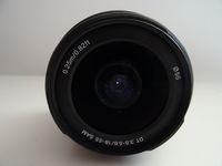 Обектив : Sony DT 18-55mm f/3.5-5.6 SAM
