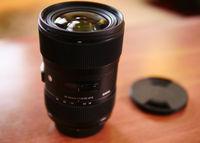 НОВ!!! Sigma 18-35mm 1.8 for Nikon