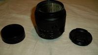 Обектив NIKON AF-S DX 18-55mm1:3.5-5.6 G VR II